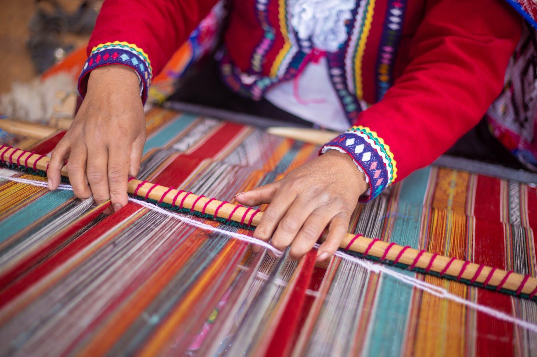 clothes market colors antique